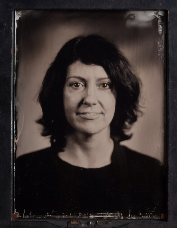 By Adirondack Wet Plate Photographer Craig Murphy, at Glens Falls Art, in Glens Falls, NY.