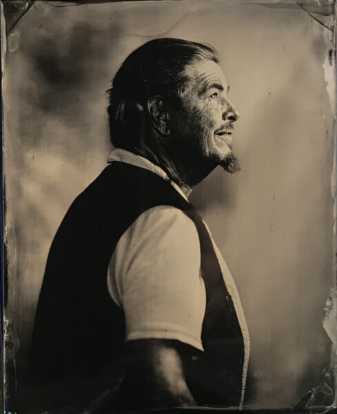Read the tintype studio blog's top five tips for a successful tintype photography portrait session.